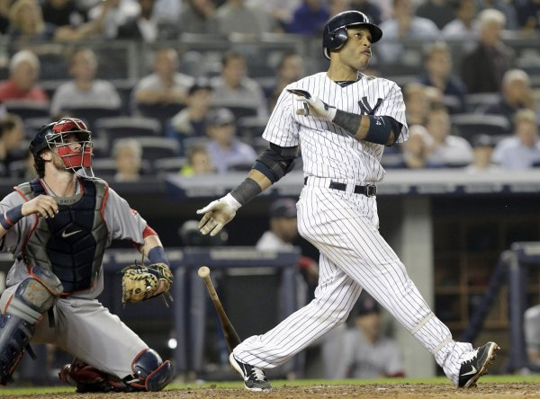 Robinson Cano - 1B - New York Yankees
