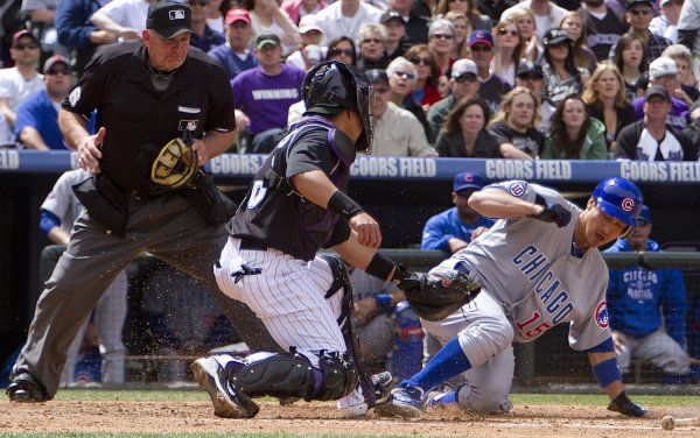 Darwin Barney - 2B - Chicago Cubs