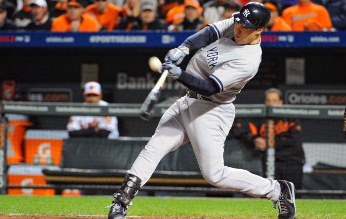 Mark Teixeira - 1B - New York Yankees