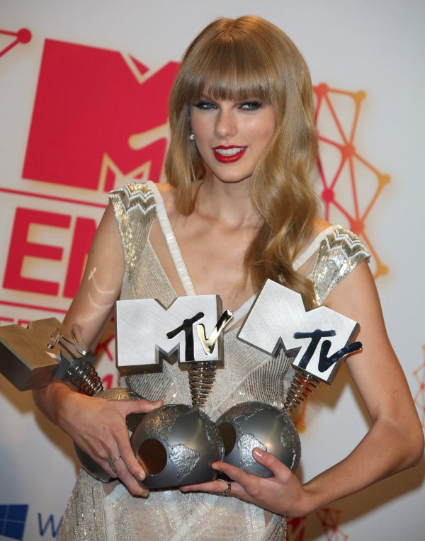 MTV Europe Music Awards in Frankfurt