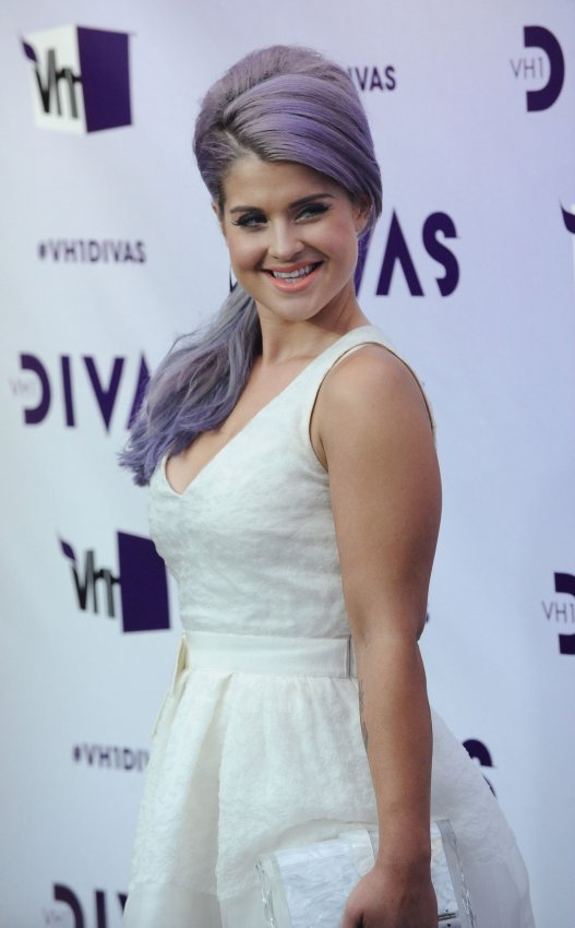 Kelly Osbourne attends 'VH1 Divas' 2012 in Los Angeles
