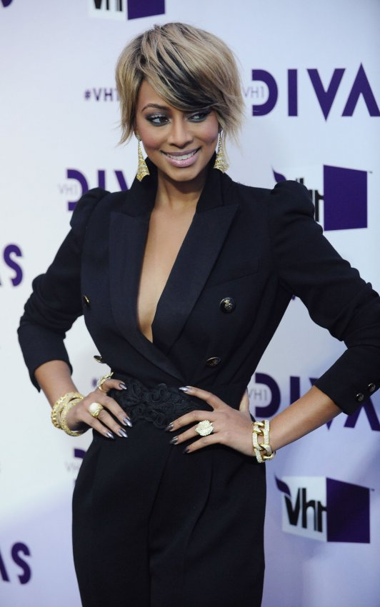 Keri Hilson attends 'VH1 Divas' 2012 in Los Angeles