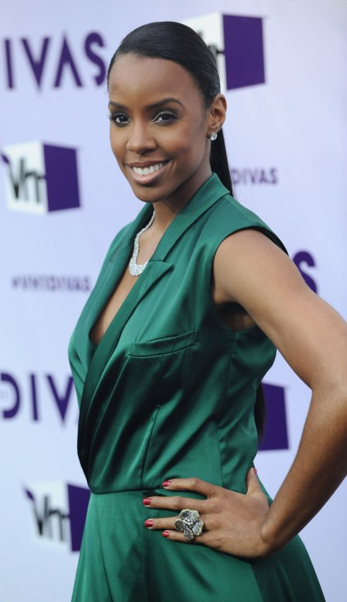 Kelly Rowland attends 'VH1 Divas' 2012 in Los Angeles