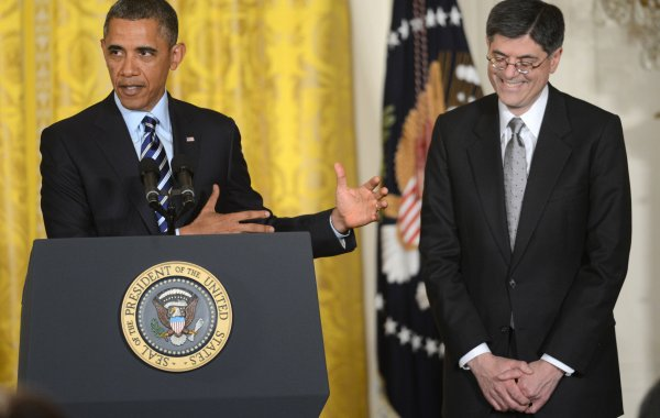 Obama Appoints Lew as New Treasury Secretary