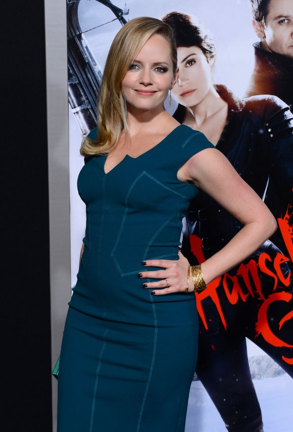"Marley Shelton attends the ""Hansel & Gretel: Witch Hunters"" premiere in Los Angeles"