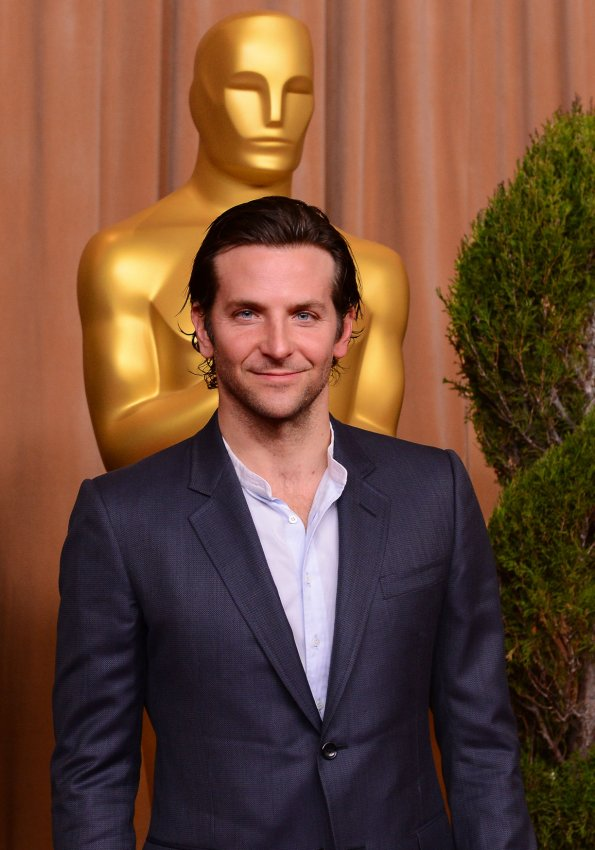 Bradley Cooper attends Oscar nominees luncheon in Beverly Hills