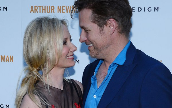 Anne Heche with longtime boyfriend, actor James Tupper