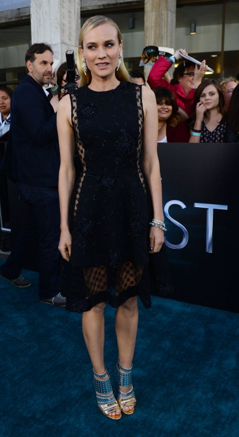 "Diane Kruger attends ""The Host"" premiere in Los Angeles"