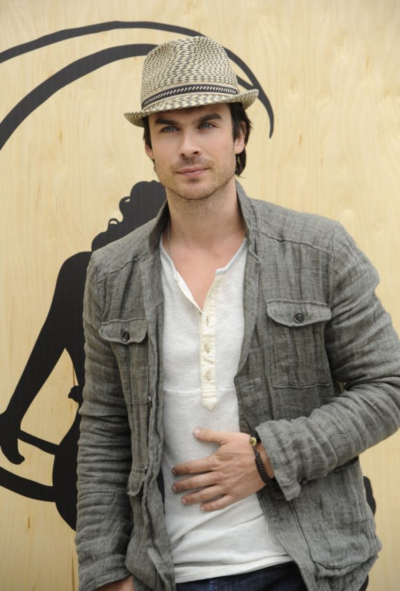 "Ian Somerhalder attends the ""Last Night I Swam With a Mermaid"" event in Santa Monica, California"