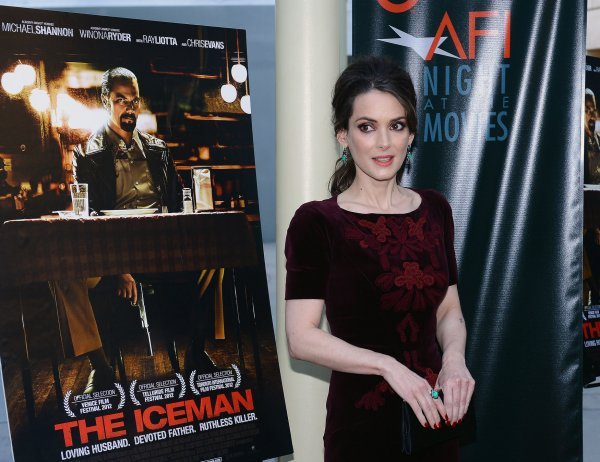 """The Iceman"" Premieres at the ArcLight Hollywood in Los Angeles"