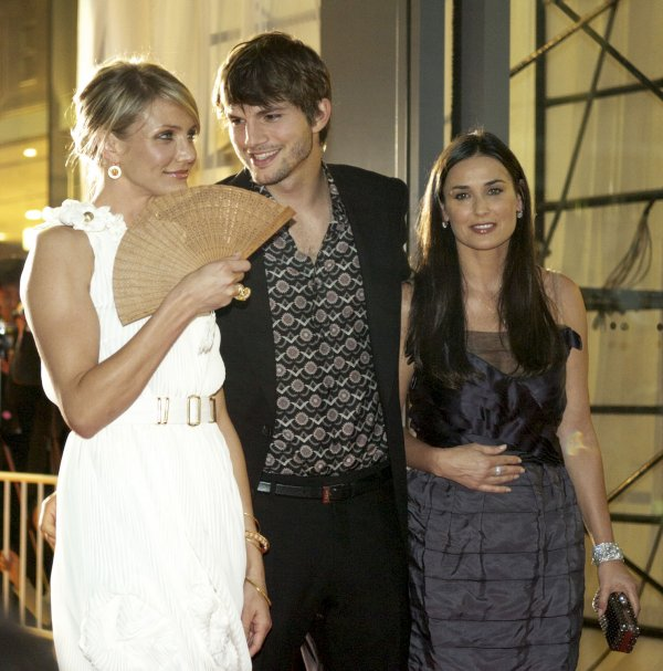 What Happens In Vegas Tokyo Premiere All Photos Upi Com