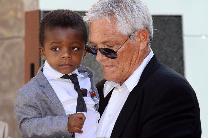 Sandra Bullock's adopted son Louis Bardo Bullock