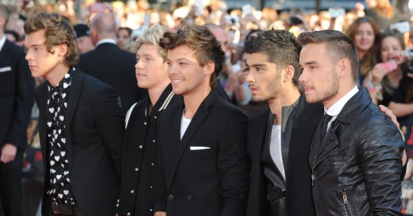 One Direction This Is Us Premiere All Photos Upi Com