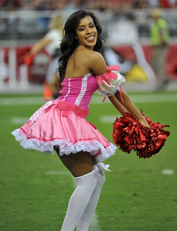 2013 Nfl Cheerleaders Upi Com