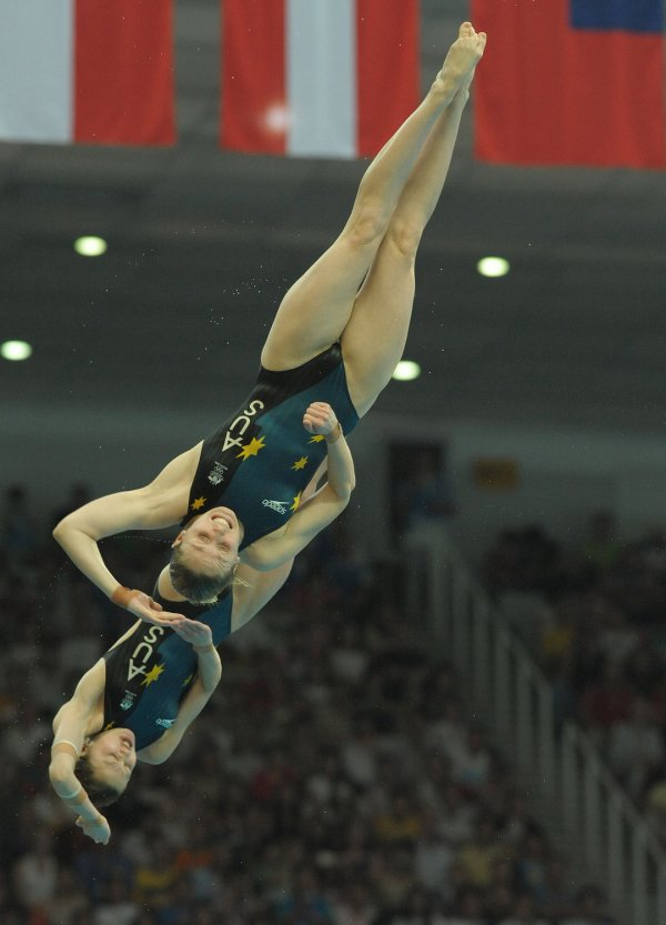 Womens' Synchronized Diving