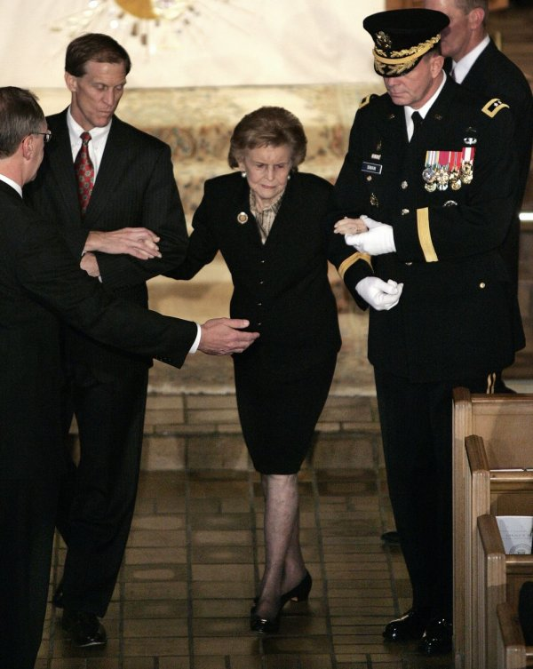 gerald ford funeral - photo #38