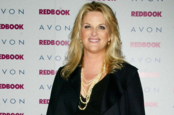 Trisha Yearwood: Spend more time living in the moment