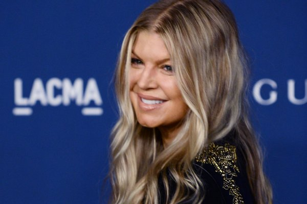 Fergie: Stay consistent with health
