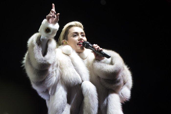 No. 1: Miley Cyrus