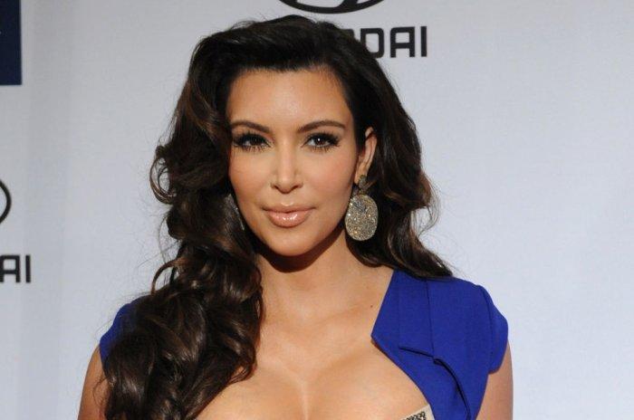 No. 2: Kim Kardashian