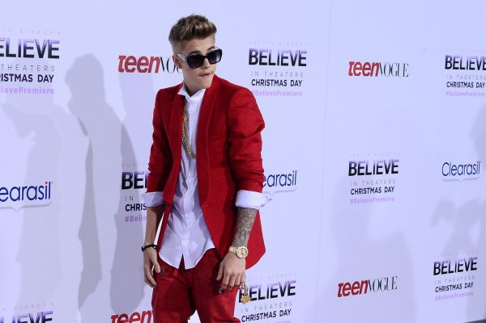 No. 5: Justin Bieber