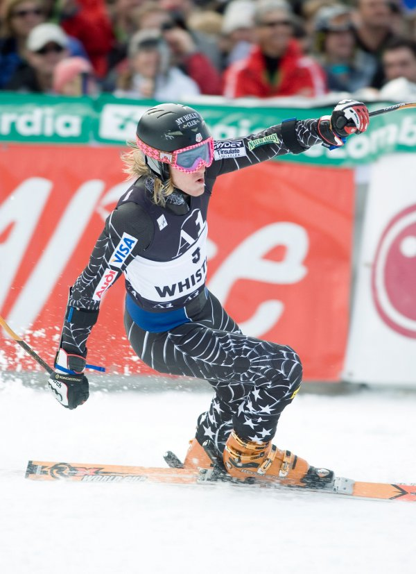 Alpine skiing: Ted Ligety