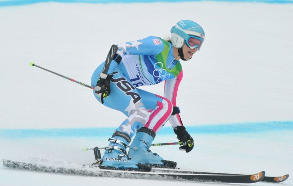 Alpine skiing: Julia Mancuso