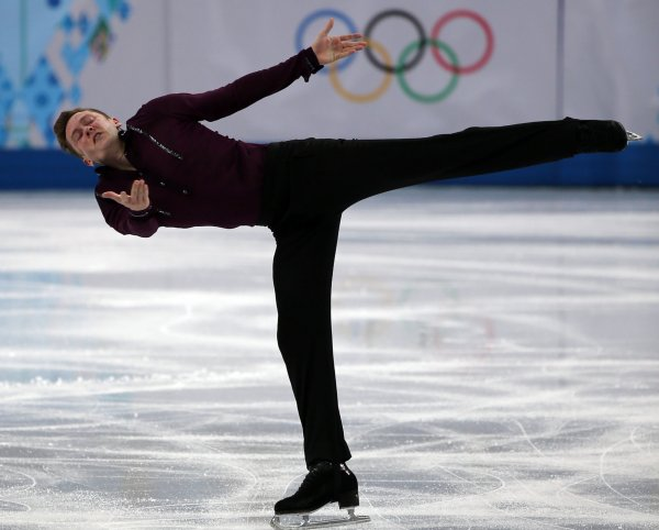 Figure skating: Jeremy Abbott