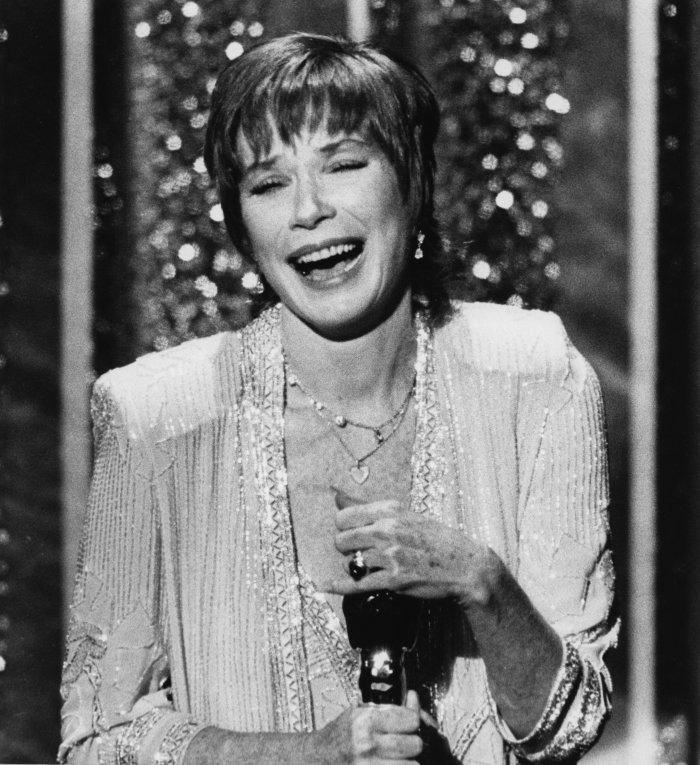 1984: Shirley MacLaine