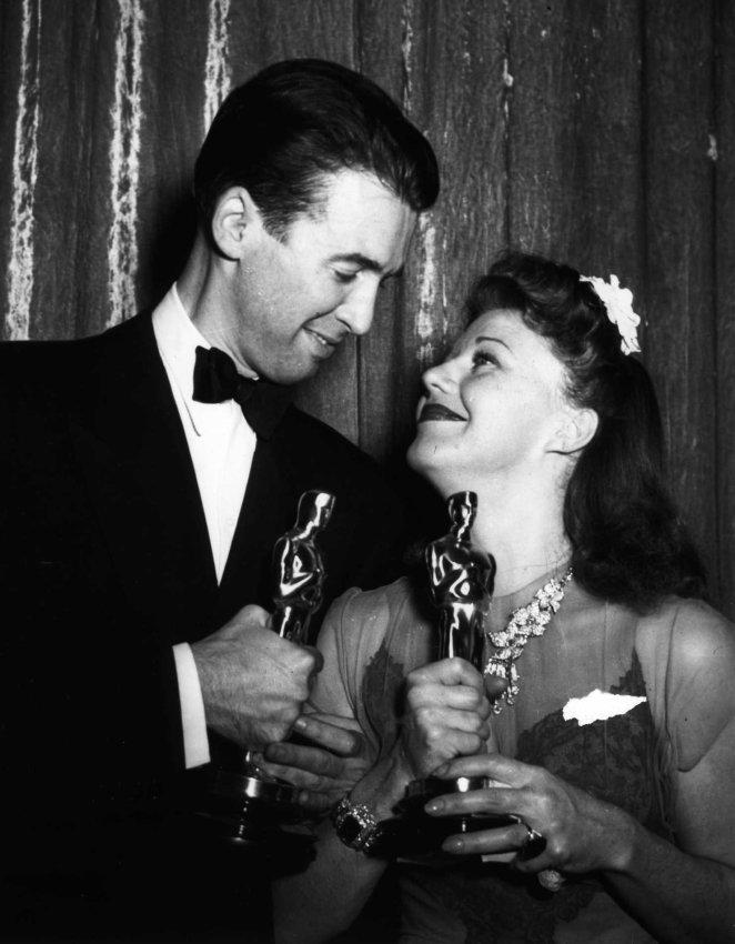 1941: Ginger Rogers