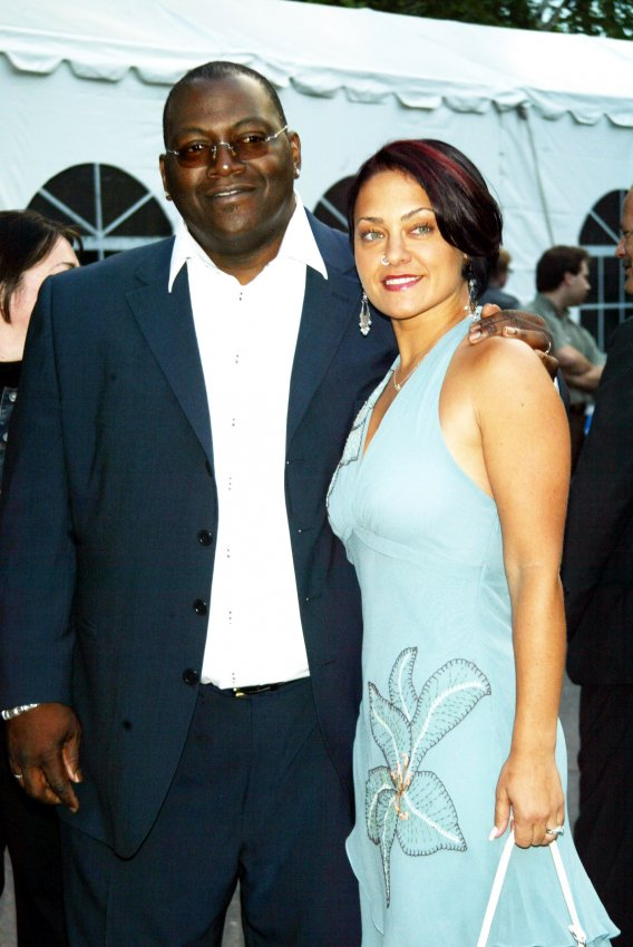 Randy and Erica Jackson