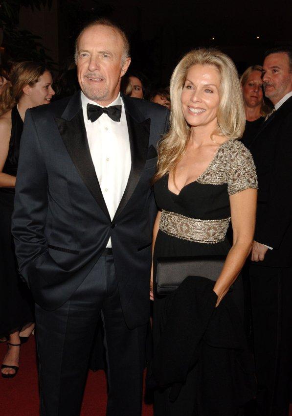 James Caan and Linda Caan