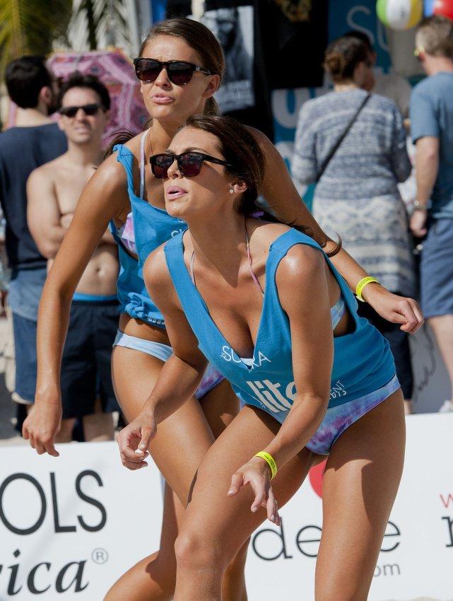 PSL Beach Volleyball Celebrity Match Highlights: Denden vs ...