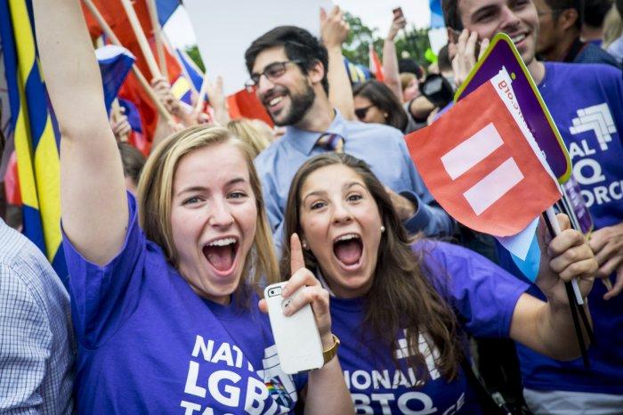 same sex marriage california supreme court in Bedford