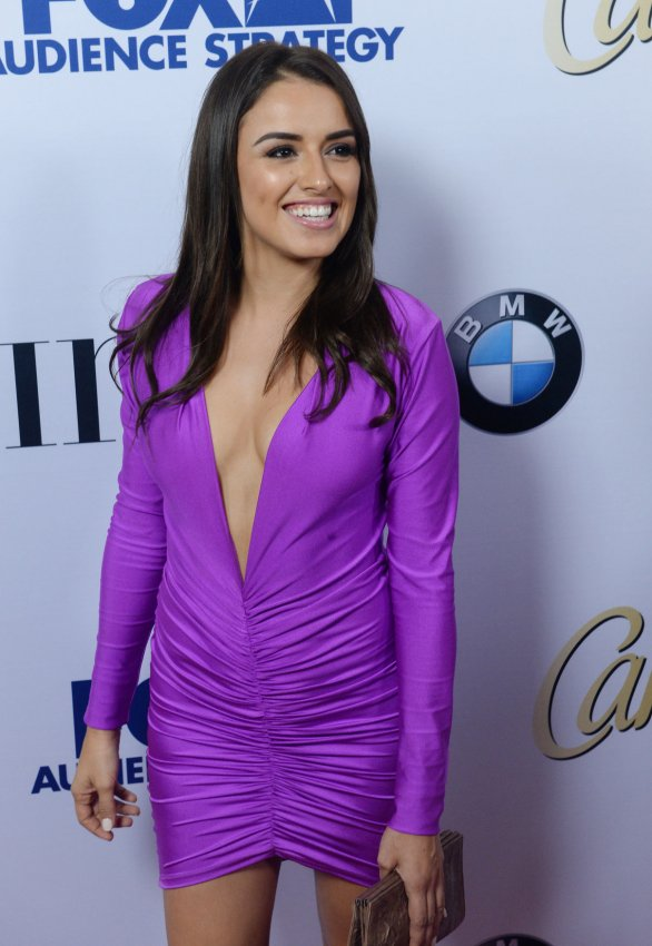 Latina Hot List Party In West Hollywood - All Photos -8441