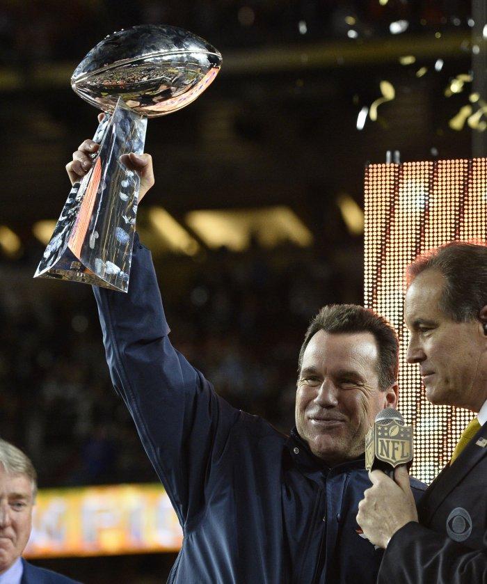 Denver Broncos Win Super Bowl 50