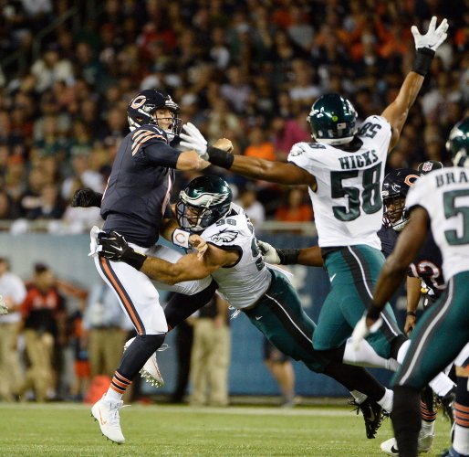 Chicago Bears V Philadelphia Eagles