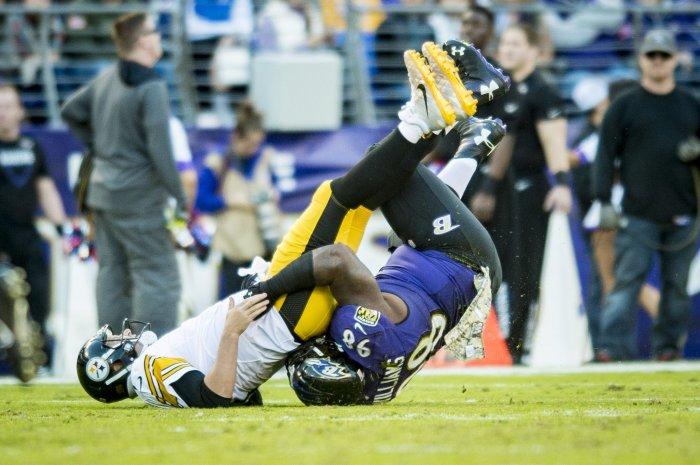 Ben Roethlisberger active, will start vs. Ravens