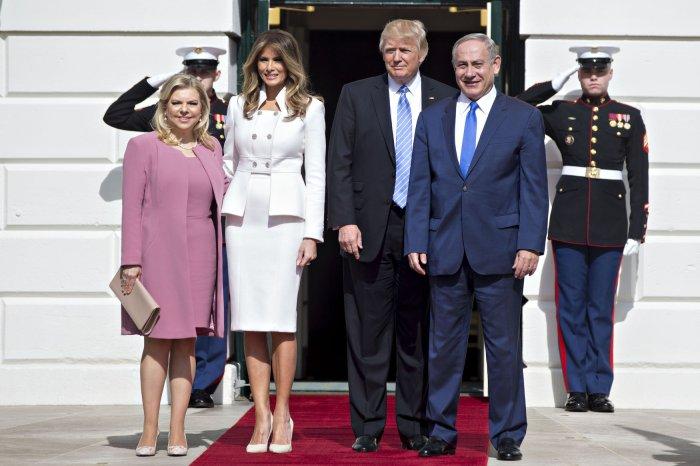 2f98391dfb0010 In photos  President Trump