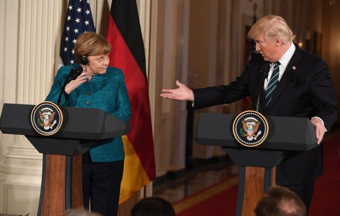 press office joint conference president trump german chancellor merkel