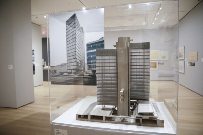 ab645c4a53803 In photos: MoMA preview: 'Toward a Concrete Utopia: Architecture in ...
