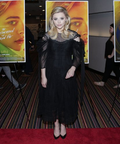 In Photos: Chloe Grace Moretz, Cast Attend 'The