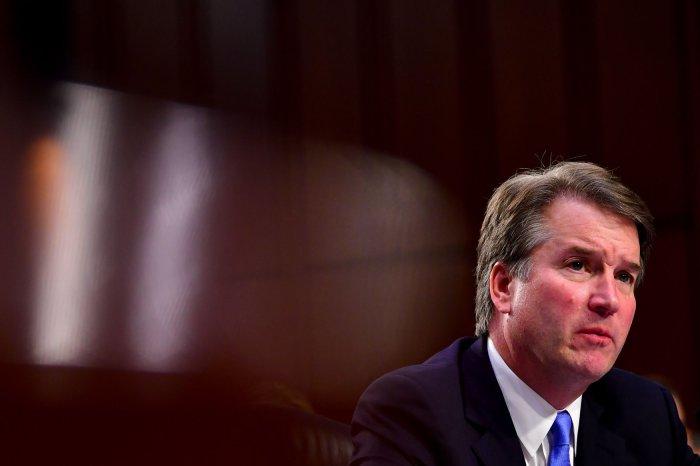 Brett Kavanaugh appears before Senate Judiciary Committee