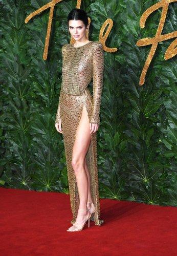 Fashion Awards at Royal Albert Hall in London
