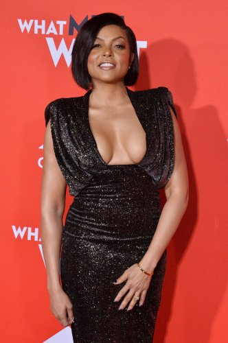In Photos Taraji P Henson Wendi Mclendon Covey Attend What Men