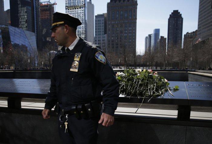9/11 Memorial for anniversary of 1993 WTC bombing