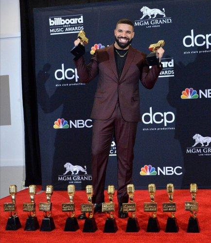 Drake wins Top Artist, Top Male Artist and Top Billboard 200 Album awards at the 2019 Billboard Music Awards in Las Vegas