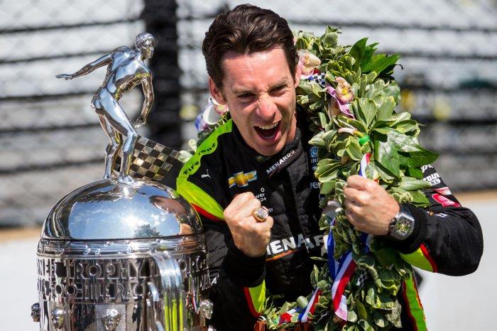 Simon Pagenaud Wins the 103rd Indianapolis 500