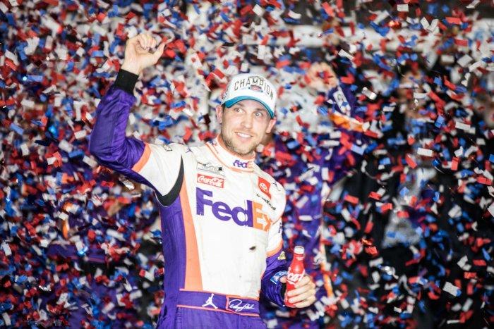 Hamlin Wins 2020 Daytona 500