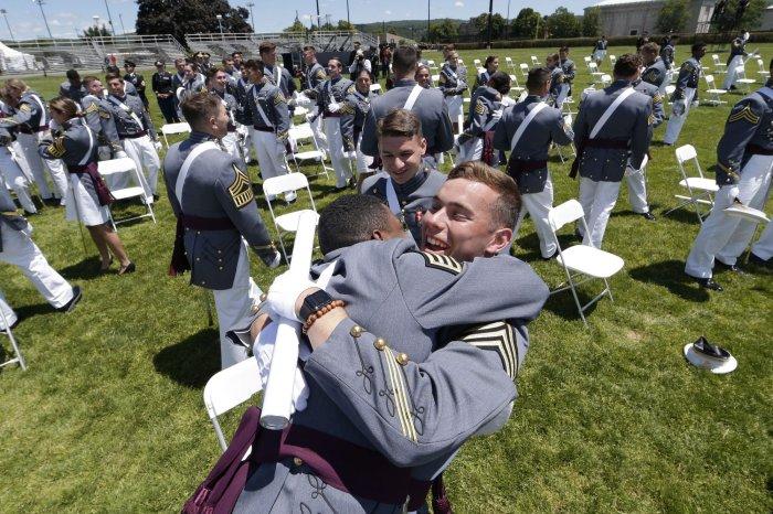 Donald Trump tells West Point cadets